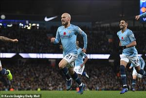Video tong hop: Man City 3-1 MU (Vong 12 Premier League 2018/19)