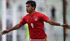 HLV Myanmar không sử dụng Ronaldo Myanmar vì ĐT Việt Nam