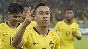 Sát thủ Malaysia muốn tái lập kỳ tích thắng đậm ĐT Việt Nam tại Mỹ Đình