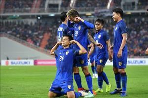 Video: Thai Lan 4-2 Indonesia (AFF Cup 2018)