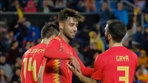Video tong hop: Tay Ban Nha 1-0 Bosnia (Giao huu quoc te)
