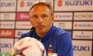 Người khiến HLV Park Hang Seo 'nóng mắt' nhất AFF Cup 2018 bị sa thải