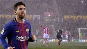 Bi hoi xoay, ngoi sao Messi dap xoay cuc chat