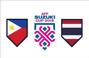 TRỰC TIẾP Philippines vs Thái Lan 18h30 ngày 21/11 (AFF Cup 2018)