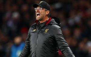 Klopp hiệu triệu tinh thần CĐV Liverpool cho trận tử chiến với Napoli