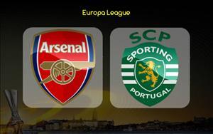 Arsenal 0-0 Sporting Lisbon: Hoa nhat, Phao thu van vuot qua vong bang