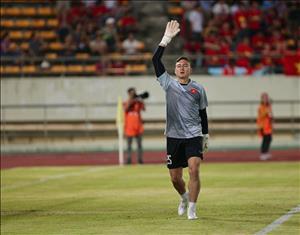 CLB Thai Lan muon chieu mo thu mon Dang Van Lam sau AFF Cup 2018