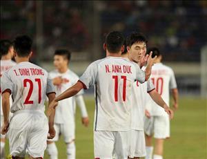 Du am Lao 0-3 Viet Nam: Mot chien thang chua hoan hao