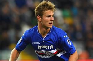 MU chi 26 trieu bang mua sao Sampdoria nang cap hang thu