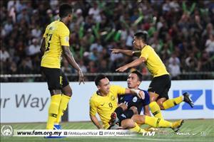 Video: Campuchia 0-1 Malaysia (Bang A AFF Cup 2018)