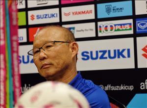 Những cung bậc cảm xúc của HLV Park Hang Seo ở trận Malaysia 2-2 Việt Nam