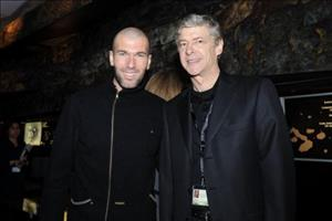 HLV Wenger: Muốn chứng tỏ đẳng cấp, Zidane phải đến Anh