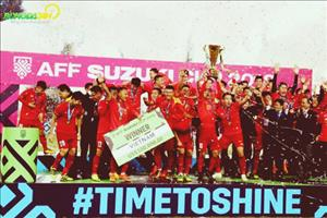 DT Viet Nam vo dich AFF Cup: Tren dinh Dong Nam A