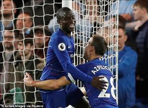 Video tong hop: Chelsea 2-0 Man City (Vong 16 Premier League 2018/19)
