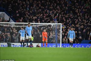 Man City het bat bai, Guardiola bi quan ve co hoi o Champions League