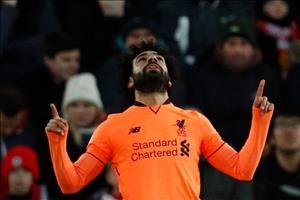 Salah làm sao đã bằng được Messi?