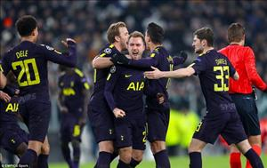 Tottenham co the vo dich Champions League