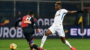 Tổng hợp: Genoa 2-0 Inter Milan (Vòng 25 Serie A 2017/18)