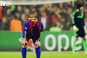 Chelsea, Barcelona va noi am anh cua Lionel Messi