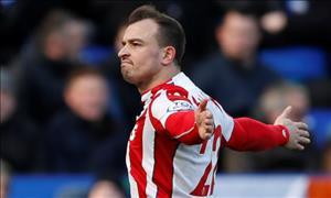 Tổng hợp: Leicester 1-1 Stoke (Vòng 28 Premier League 2017/18)