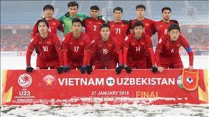 Áo đấu của hậu vệ U23 Việt Nam được bán với giá 330 triệu đồng