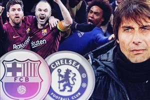 Camp Nou, Barcelona va tran chien lon cuoi cung cua Conte?
