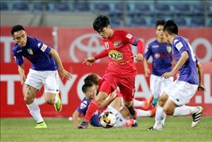 Cuộc chiến của các ngôi sao U23 Việt Nam ở trận Hà Nội gặp HAGL bị hoãn