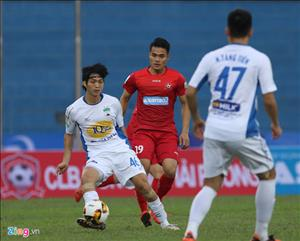 Tổng hợp: Hải Phòng 1-1 HAGL (Vòng 2 V-League 2018)