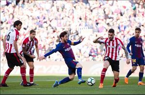 Những điểm nhấn sau chiến thắng nhẹ nhàng của Barca trước Bilbao