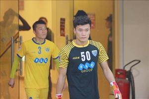 Sau tất cả, Tiến Dũng sáng cửa ra sân cho Thanh Hóa ở lượt đấu cuối AFC Cup