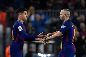 Vì Coutinho, Barca quyết giữ Iniesta