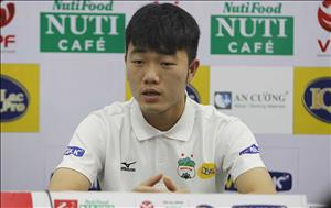 Truoc tran HAGL vs SLNA, Xuan Truong e ngai tuyen thu U23 Viet Nam
