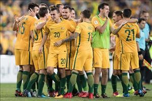 ĐT Úc và World Cup 2018: Niềm hy vọng số 1 của châu Á