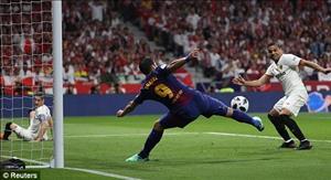 Tổng hợp: Barca 5-0 Sevilla (Chung kết cúp Nhà vua TBN 2017/18)