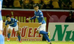 Quảng Ninh 1-0 Nam Định: Áp sát ngôi đầu V-League 2018