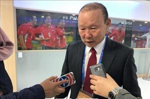 HLV Park Hang Seo gấp rút quay lại Việt Nam nhận nhiệm vụ