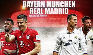 Bán kết Bayern Munich vs Real Madrid: Hùm xám có gì để hơn Kền kền trắng?