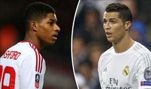 Ronaldo dành lời khuyên cho M.Rashford trước trận chung kết FA Cup