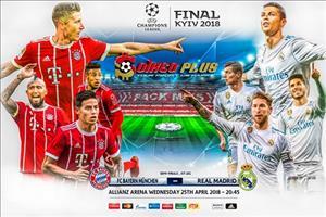Trước trận Bayern vs Real: Câu chuyện giữa Tôi và Chúng ta