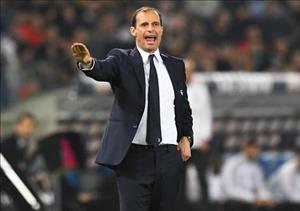 HLV Allegri noi ve tuong lai sau khi Juventus lan thu 7 lien tiep vo dich Serie A