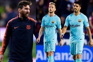 Goc nhin: Messi van bat bai, nhung Barca da tham bai