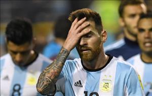 "DT Argentina trieu tap doi hinh du World Cup: ""Ke thu"" Messi co ten"
