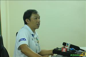 HLV Duong Minh Ninh phu nhan viec HAGL da tieu xao truoc SLNA