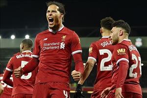 Huyền thoại Liverpool hết lời ca ngợi hậu bối