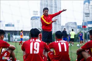 Boc tham VCK U19 chau A 2018: U19 Viet Nam roi vao bang kho cung Han Quoc, Australia