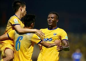 Tổng hợp: Quảng Ninh 1-3 Thanh Hóa (Vòng 8 V-League 2018)