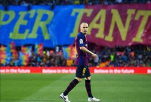 Tong hop: Barca 1-0 Sociedad (Vong 38 La Liga 2017/18)