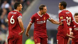 Hang thu Liverpool truoc tran chung ket C1 2017/18: Vua mung vua lo