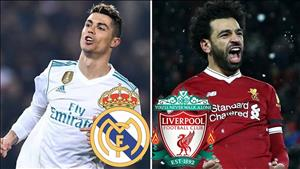 Diem tin toi 25/5: Cristiano Ronaldo khong thich bi so sanh voi Salah