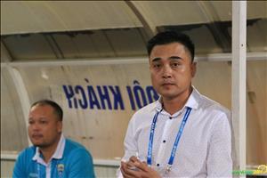 HLV Duc Thang tiet lo ly do khien FLC Thanh Hoa thua Ha Noi